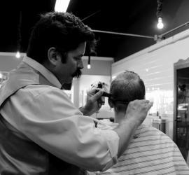 Cortar cabello