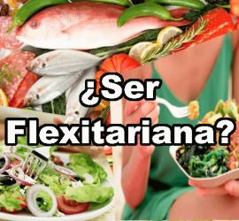 Ser Flexitariana, la opción mas sana