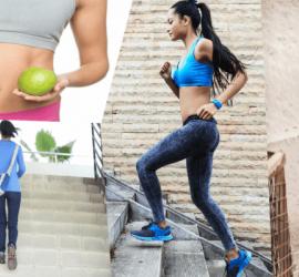 Los mejores 7 tips para tu SALUD, primero subir escaleras